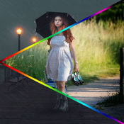 画中画编辑器 - 照片上的最佳拍照效果添加文本 1