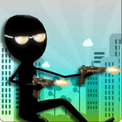 愤怒的贴纸复仇 - 狙击手射击游戏2017 1