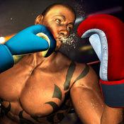 真正的拳击手作战游戏:淘汰拳击冠军 1