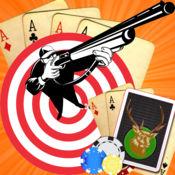 猎鹿人扑克:高素...