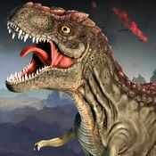 真实 恐龙 模拟器 游戏 : 猎人 岛 1