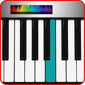 真实 键盘 钢琴 ...
