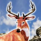 鹿狩猎 - 狙击手射击2017年 1