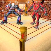 真正的机器人环战斗竞技场 - 原始的战斗 1