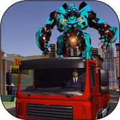 真实 机器人 运输 和 驾驶 模拟器 1