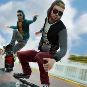 滑板飞车少年,天天一起来体验! 1.6.0