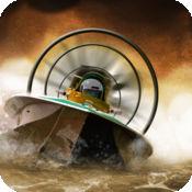 喷射船赛 - 赛车在激流(免费游戏) 1