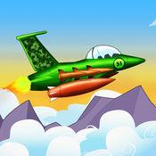 喷气式战斗机的...
