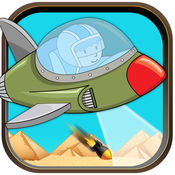 喷气飞机轰炸机疯狂亲 - 真棒飞机射击游戏 1.4
