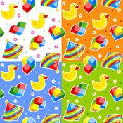 为幼儿拼图玩具 - 儿童游戏 - 拼图的幼儿 1.0.3
