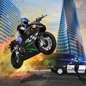 疯狂的街道犯罪城市模拟器3D:汽车追逐游戏 1
