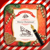发送圣诞贺卡!
