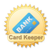 信用卡和支票守护者使用Backup 9