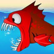 食人鱼袭击:食物...
