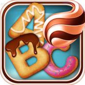 Letter 饼干制作 儿童烹饪游戏 2