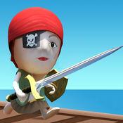 海盗剑斗 - 拳击...
