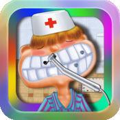 A Mouse:牙科医生 Free-儿童职业体验游戏 1