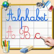 写字母的的草书字母为iPhone和iPod  1.2