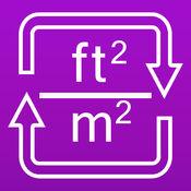平方英尺到平方公尺轉換器 - 平方公尺到平方英尺轉換器 1.