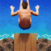 悬崖跳水3D