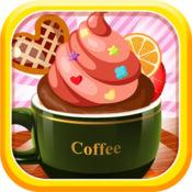 巧克力和咖啡壶烹调比赛 1
