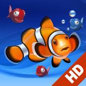 水族馆 HD:珊瑚礁壁纸,令人放松的自然和海洋声音,让您忘却压