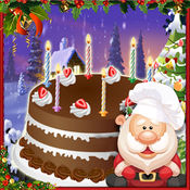 圣诞节蛋糕制作 - 圣诞老人烘培游戏 1.0.0