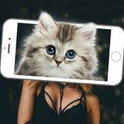 动物脸扫描器。 ...