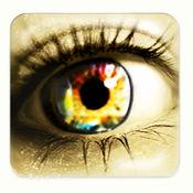 神奇美瞳-眼睛变色与彩色隐形眼镜试戴 5.6