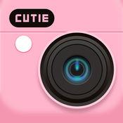 Cutie - 激萌动态贴纸P图相机,炫酷朋友圈视频 1.1.0