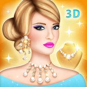 珠宝设计师 女生游戏 - 时尚工作室的创建婚礼珠宝设计 1.2