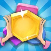 和宝石游戏 - 彩色钻石及邏輯冒险 1.1