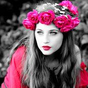 颜色效果照片制作同美术转变至活泼详细信息上图片 1