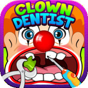 小丑的牙医 - Clown Dentist 1