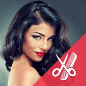 发型对女性 – 虚拟美发沙龙最佳剪发和换色器 1