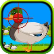 老丑恶的鸭子狩猎 FREE-野鸭大炮围困射击比赛 1