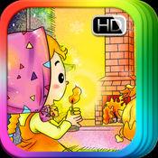 卖火柴的小女孩 - 动画故事书 - iBigToy 19.1
