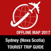 Sydney (Nova Scotia) 旅游指南+离线地图 1