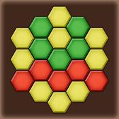 颜色线。 六边形 / Color Lines. Hexagon 1.0.0