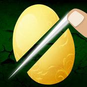 疯狂的龙蛋独轮 - 真棒剑刷卡武士游戏 1.4