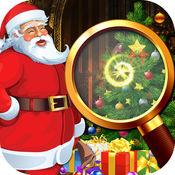 圣诞隐藏的对象 ...