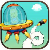 外星飞船轰炸机...