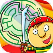 迷宫游戏动物世界 - 宝宝儿童早教育儿趣味益智软件 1