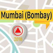 Mumbai (Bombay) 离线地图导航和指南 1