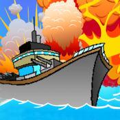 征服大海: 对像素海军帝国最终块的战争 1