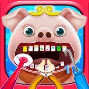 宠物牙医办公室改头换面 - 男孩和女孩的动物免费游戏 !