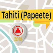 Tahiti (Papeete) 离线地图导航和指南 1