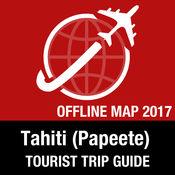 Tahiti (Papeete) 旅游指南+离线地图 1