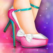 时装设计师女孩游戏: 拍鞋网 在服装设计的世界