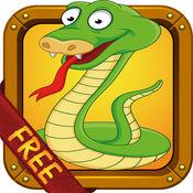 蛇的家庭拼图益智游戏 1